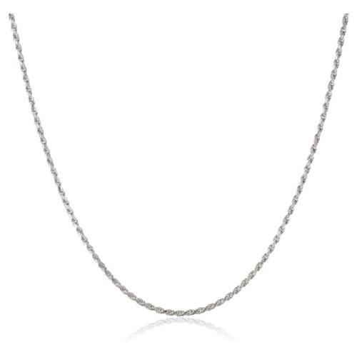 Plata-Esterlina-925-Italiana-Tobillera-Pulsera-Collar-Gargantilla-Cuerpo-Cadena-Joyas