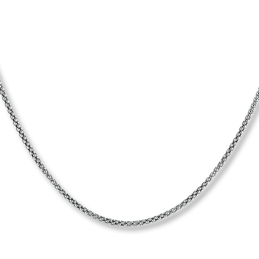 SOLID-STERLING-SILVER-925-ITALIAN-CHAIN-ANKLET-BRACELET-NECKLACE-VARIOUS-STYLES